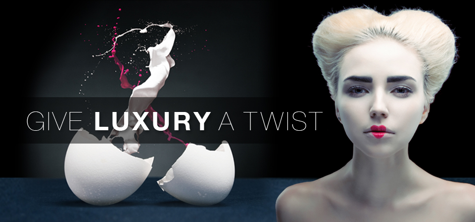 Give Luxury A Twist